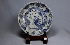 初期伊万里芙蓉手小皿(2)   江戸時代初期