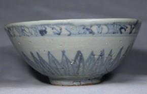 東南アジア染付茶碗   15~16世紀
