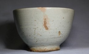 李朝堅手茶碗   李朝時代中期