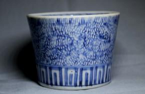 古伊万里蕎麦猪口(170)  江戸時代後期