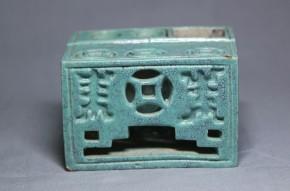 中國盧均窯筆洗 清朝時代後期~末期