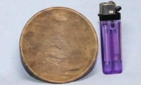 白木地椀酒盃(1)     室町~桃山時代