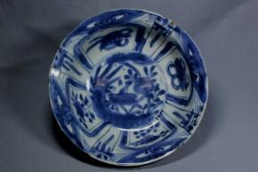 中国古染付小鉢(5)  明朝末期