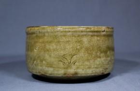 黄瀬戸茶碗(1)   江戸時代前期~中期