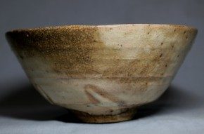 李朝粉引茶碗(1)   李朝時代中期