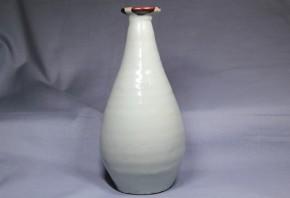 李朝徳利(11) 白磁   李朝時代前期