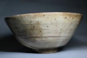李朝粉引茶碗(2)   李朝時代中期