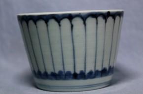 古伊万里蕎麦猪口(168)  江戸時代後期