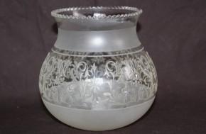 座敷ランプの笠(1)   明治時代