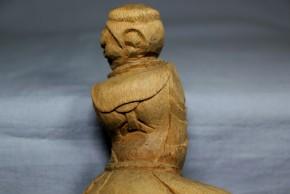 木彫広目天立像(1-1)   鎌倉時代
